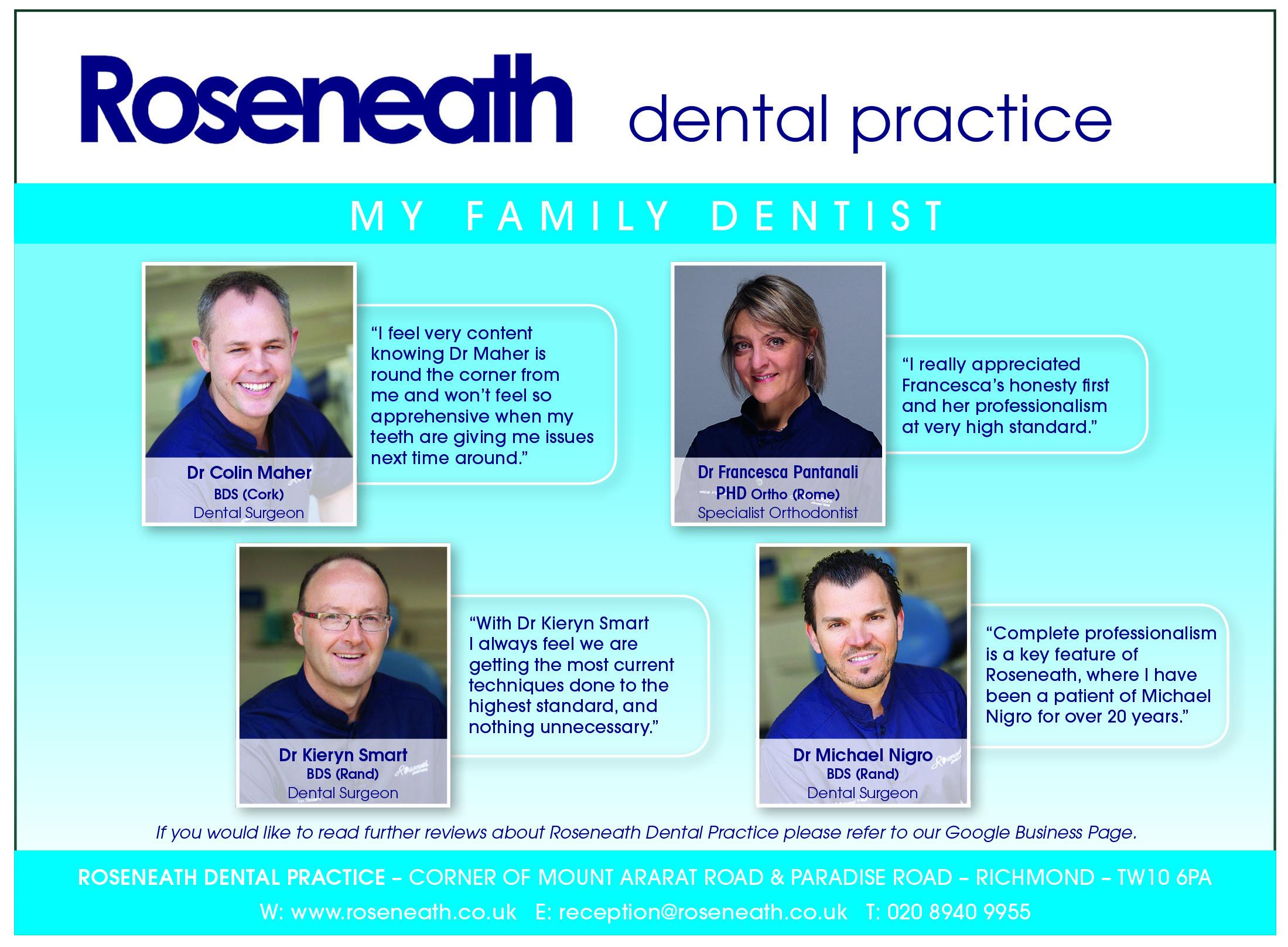 Richmond Dentists Reviews